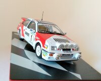 Ford Sierra RS Crosworth #1 C.Sainz - L.Moya (белый) Форд