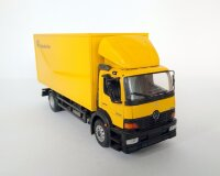 Mercedes-Benz Atego Deutsche Post (жёлтый) Мерседес