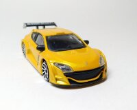 Renault Megane coupe (жёлтый) Рено